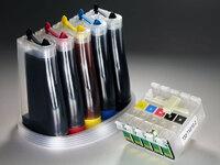 СНПЧ для Epson T30 / C110 / TX510/ TX510FN... с чипами