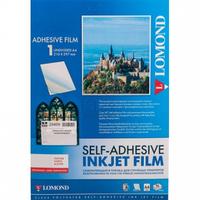 Самоклеющаяся прозрачная пленка для струйной печати A4, 25 л