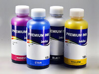 Краска для HP 6950 Officejet, комплект 4шт x 100мл