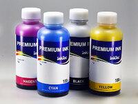 Краска для HP DeskJet 3420, комплект 4шт x 100мл