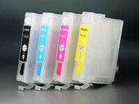 Epson XP 306 перезаправляемые картриджи (комплект из 4 шт.)