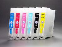 Картриджи для Epson TX650 Stylus Photo, комплект 6шт