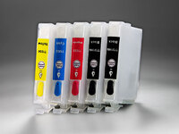 Картриджи Epson T1100 ... с чипами