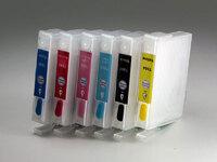 Epson 830 картриджи (комплект из 6 шт.)