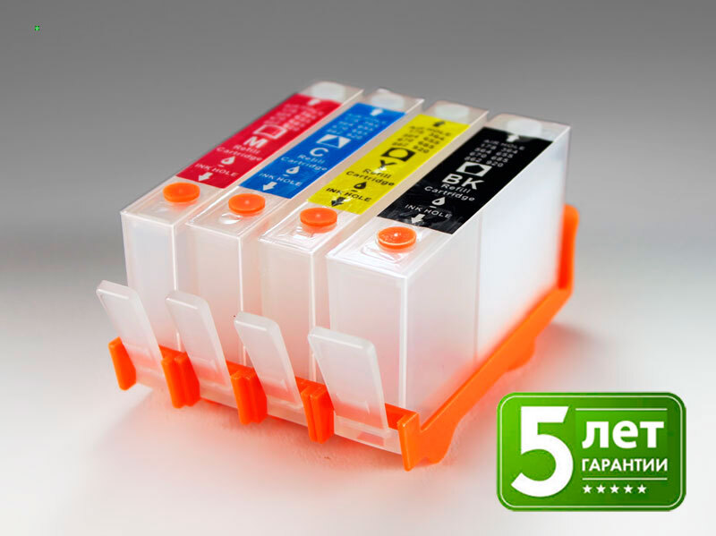 Картриджи для принтера HP DeskJet 3070A