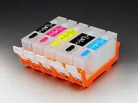 Картриджи для Canon PIXMA iP4840 / iP4850 / iP4940 ...+ чипы