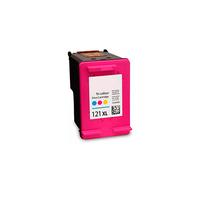 Картриджи для HP Deskjet F4583, C4683, C4783 / Цветной, Color №121 (CC644HE)