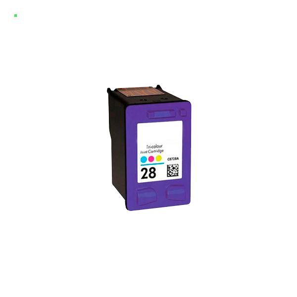 Картридж HP 1215, 1312, 1315 / Цветной, Color №28 (C8728AE)