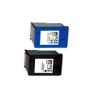 Картриджи для HP 3920, 3940, D1360 (Комплект из 2 шт) №21 / №22