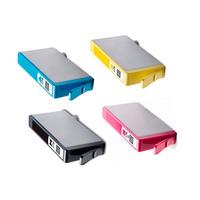 Картриджи для HP 3070A, 5510, 6510 (Комплект из 4 шт) №178