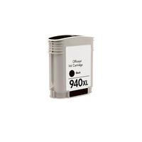 Картридж для HP Officejet 8000, 8500  Черный (Pigment Black)  №940
