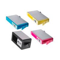 Картриджи для HP 7500 Officejet, комплект 4шт