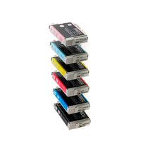 Картриджи для Epson T0801-T0806, комплект 6шт / Т2