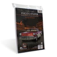 Фотобумага матовая двухсторонняя A4 / 330 г / 50 л, REVCOL