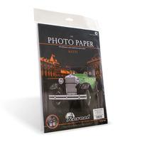 Фотобумага матовая самоклеющаяся A4 / 128 г / 20 л, REVCOL