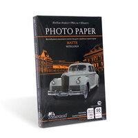 Фотобумага матовая двухсторонняя 10х15 / 190 г / 50 л, REVCOL