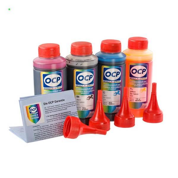 Чернила для HP Deskjet Ink Advantage 4625, комплект OCP, Германия, 4шт x 100мл