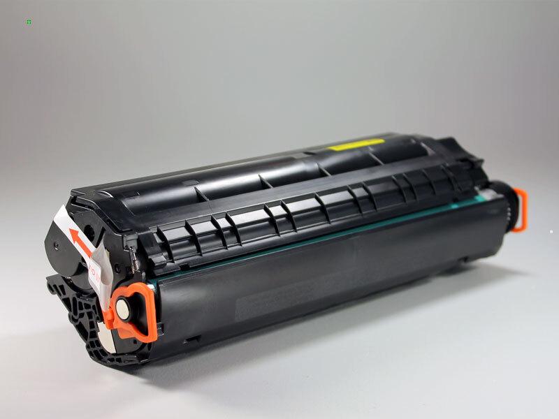 HP LaserJet P1018 картридж № Q2612A / FX-10