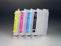 Картриджи для Epson CX3500 / CX4500 / CX6300 / CX6500... с чипами