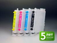 Картриджи Epson C63 / C65 / C83 / C85... с чипами