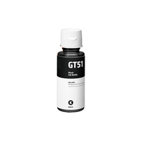 Чернила для HP GT51 / GT51XL, Black, 90 мл