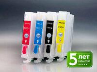 Картриджи Epson SX438W / SX440W / SX445W / BX305F... с чипами