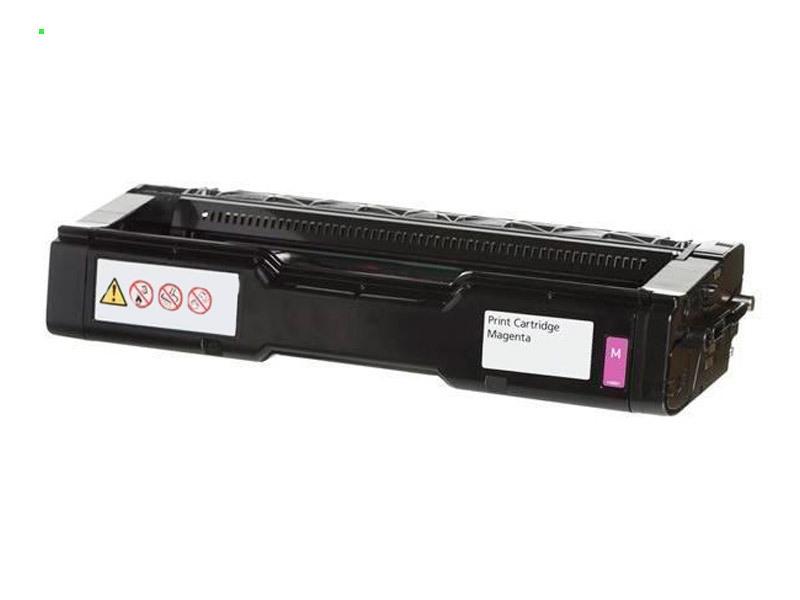 Картридж для Ricoh Aficio SP C240DN, Magenta (Пурпурный)
