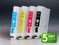 Картриджи Epson 7015 / 7515 / 7525... с чипами
