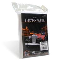Фотобумага ткань RC эконом 10х15 / 260 г / 100 л, REVCOL